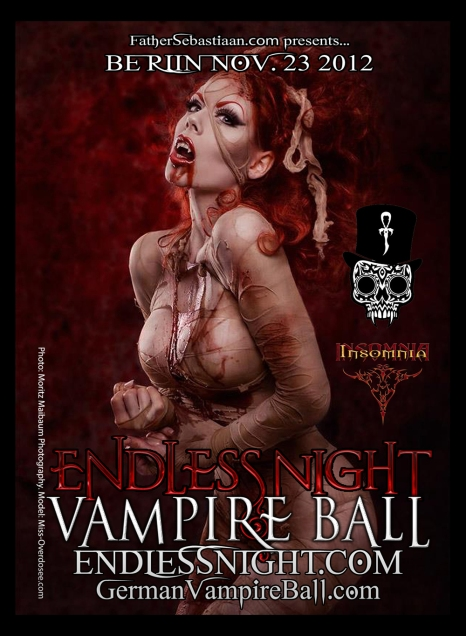 Endless Night German Vampire Ball 2012
