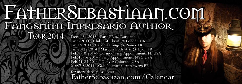 Father Sebastiaan Calendar 2014