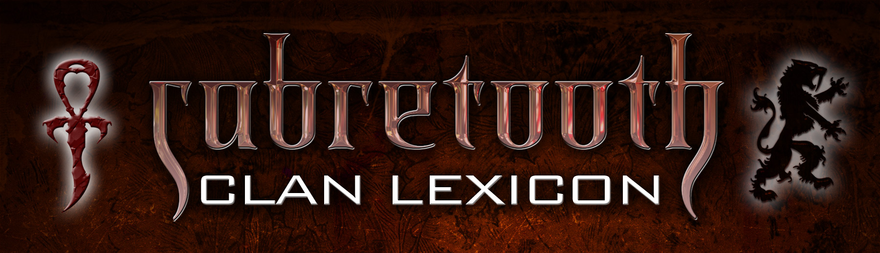 Sabretooth Clan Lexicon