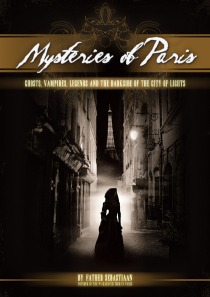 Mysteries of Paris Book