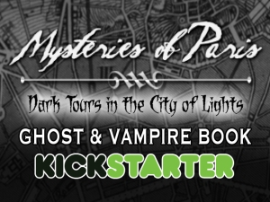 Mysteries of Paris Kickstarter