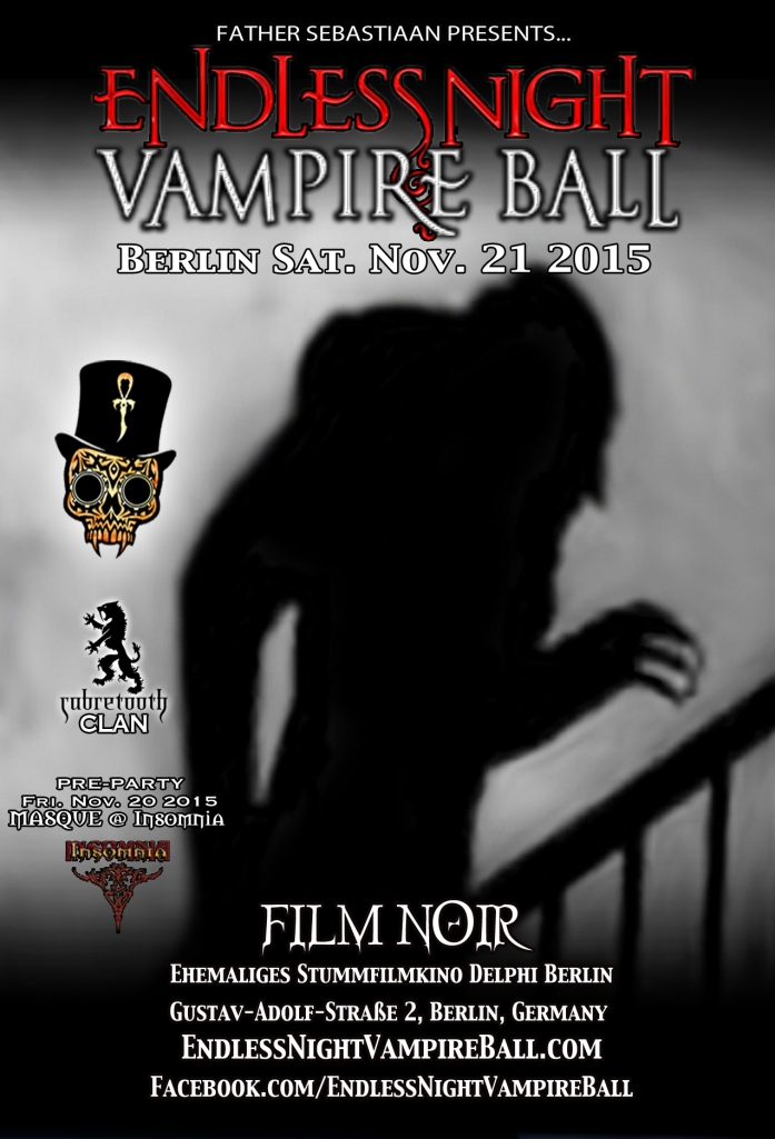 German Vampire Ball 2015